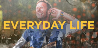 coldplay everyday